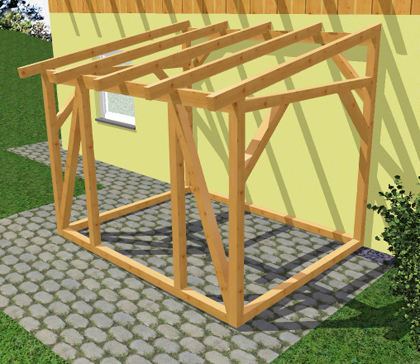 bauanleitung gartenhaus zum selber bauen. Black Bedroom Furniture Sets. Home Design Ideas